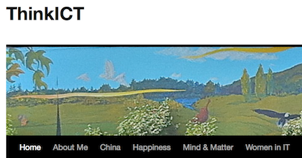 Image of Think ICT blog