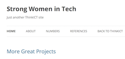 Image of Women in IT blog